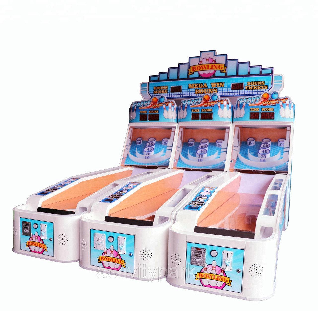 Игровой автомат - Happy bowling
