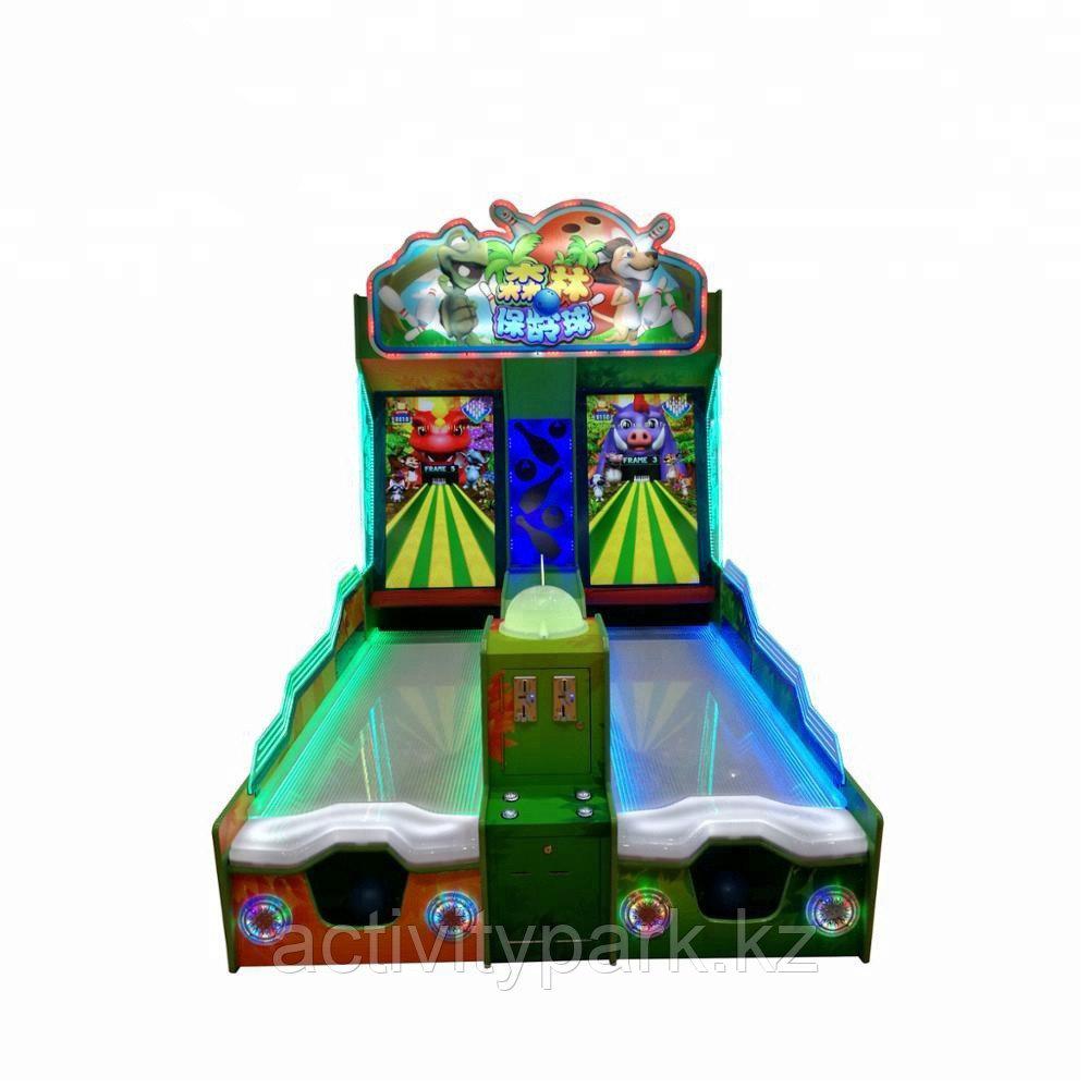 Игровые автоматы - Forest bowling