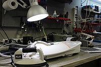 Ремонт утюгов и паровых систем Electrolux