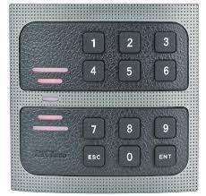 Считыватель ZKTeco KR502E с кодонаборной клавиатурой