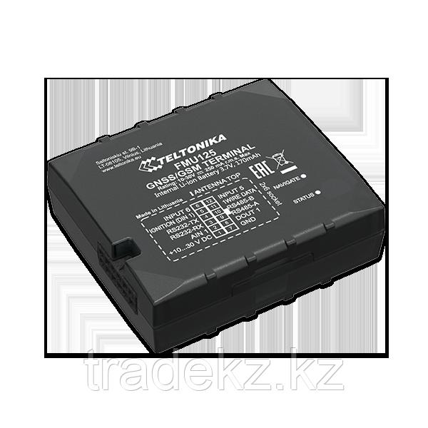 Автомобильный GPS/ГЛОНАСС трекер Teltonika FMU125