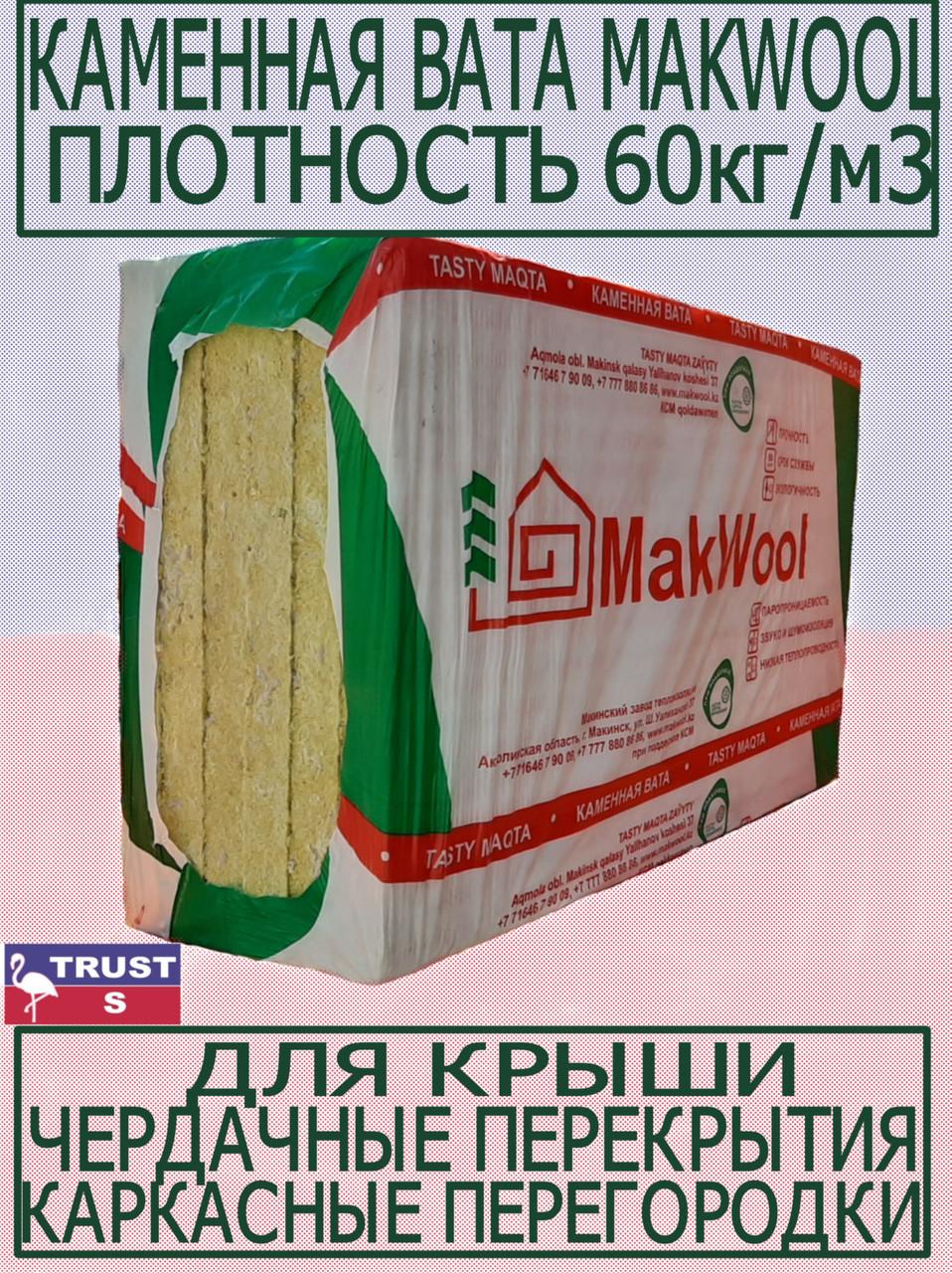 Минплита MAKWOOL П60 3,6 м2