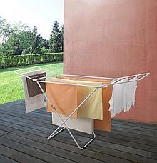 Сушилка для одежды горизонтальная напольная, фото 2