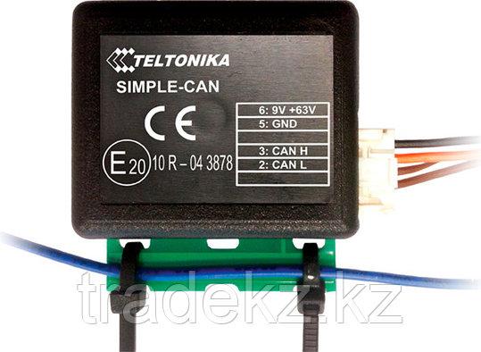 CAN-преобразователь сигналов бортового компьютера автомобиля Teltonika SIMPLE-CAN, фото 2