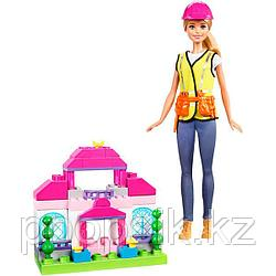 """Mattel Barbie FCP76 Игровой набор """"Строитель"""""""