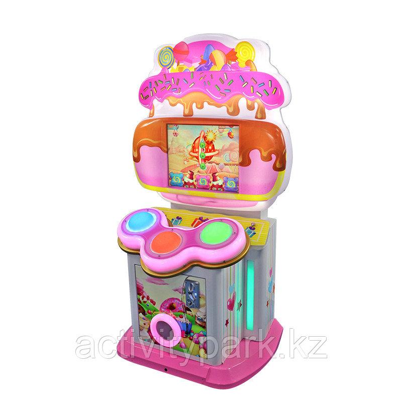 Игровой автомат - Candy drummer
