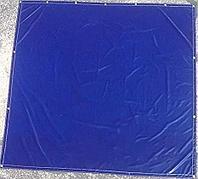 WELDING CURTAINS 4'X6 0.35MM Blue