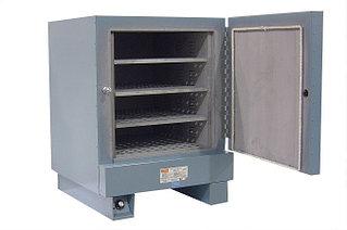 FLOOR ELECTRODE RECONDITIONING OVEN 400 Kg CAPACITY
