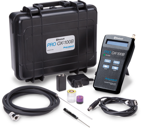 AQUASOL PRO OX -100 Kit OXYGEN MONITORING SYSTEM