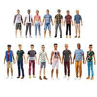 """Barbie Кен из серии """"Игра с модой"""" в ассортименте DWK44"""