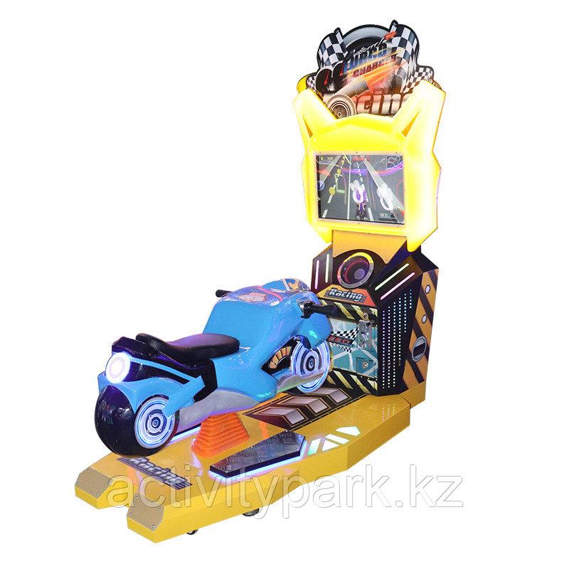 Игровой автомат - Crazy motor