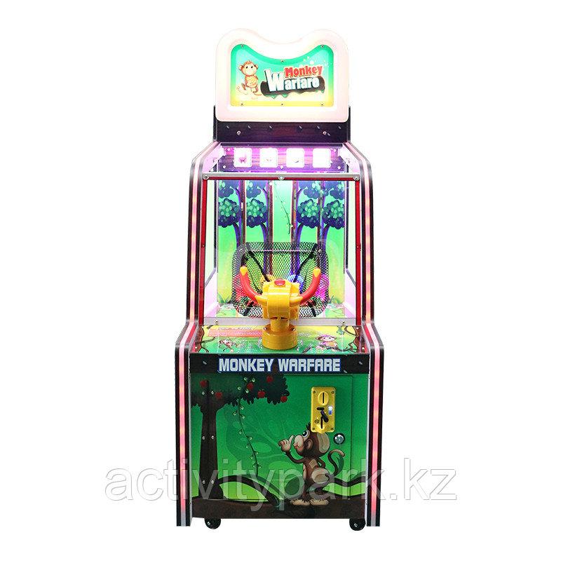 Игровой автомат - Monkey warfare