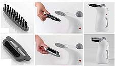 Ручной отпариватель Mini Steamer белый, фото 3