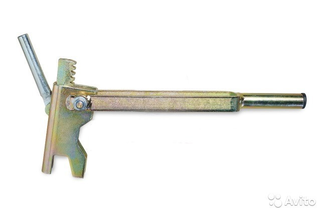 Ключ для пружинного зажима, чироз