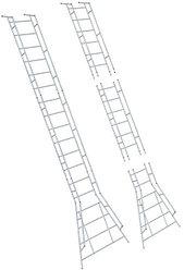 Лестница переносная разборная типа ЛПРп