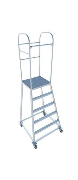 Лестница с площадкой типа ЛСП
