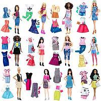 """Barbie Игровые наборы из серии """"Игра с модой"""" в ассортименте, DTD96"""