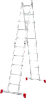 Лестница-трансформер NV 200 4х5, (5,51 м), фото 2