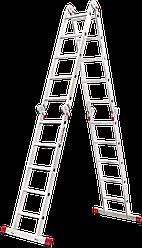 Лестница-трансформер NV 300 4х5, (5,54 м)