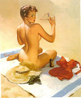 Массаж спины (25 мин) женский