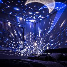Ночник-проектор Star Master с функцией вращения, фото 3