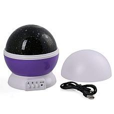 Ночник-проектор Star Master с функцией вращения, фото 2