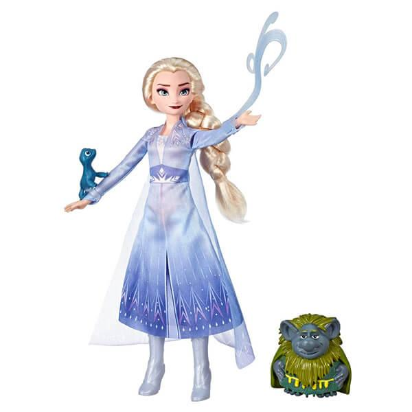 Кукла Эльза с аксессуарами ХОЛОДНОЕ СЕРДЦЕ 2 Hasbro Disney Princess - фото 2