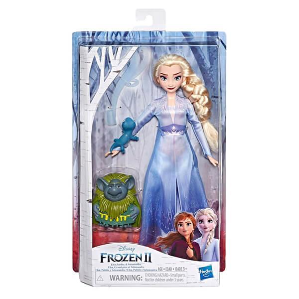 Кукла Эльза с аксессуарами ХОЛОДНОЕ СЕРДЦЕ 2 Hasbro Disney Princess - фото 1