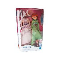 Hasbro Disney Princess ХОЛОДНОЕ СЕРДЦЕ 2 Анна с доп. нарядом