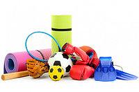Товары для спорта и фитнеса