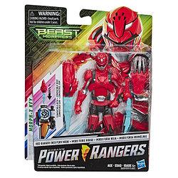HASBRO POWER RANGERS  Красный Рейнджер с боевым ключом