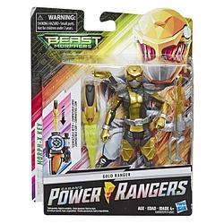 HASBRO POWER RANGERS   Золотой Рейнджер с боевым ключом