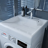 Раковина на стиральную машину Prestige 60, фото 3