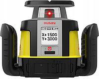 Лазерный нивелир Leica Rugby CLA & CLX800, автоматический ввод уклона по двум осям, скорость вращения 20 RPS, фото 1