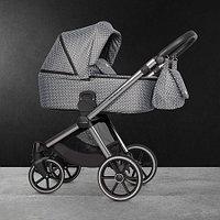 Riko Qubus 3в1 (01 Crystal) детская коляска. Польша