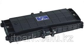 Волоконно-оптическая соединительная муфта универсальная тип книжка OK-FOSC-103-48F (до 48 волокон) - для установки на столбах, опорах, внутри