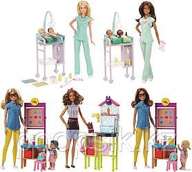 """Игровой набор """"Барби. Профессии"""" (арт. DHB63) в ассортименте."""