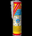 Sikaflex Construction, герметик, картридж 300 мл, beige (бежевый), фото 2