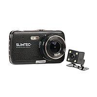 Видеорегистратор автомобильный SLIMTEC Dual S2l