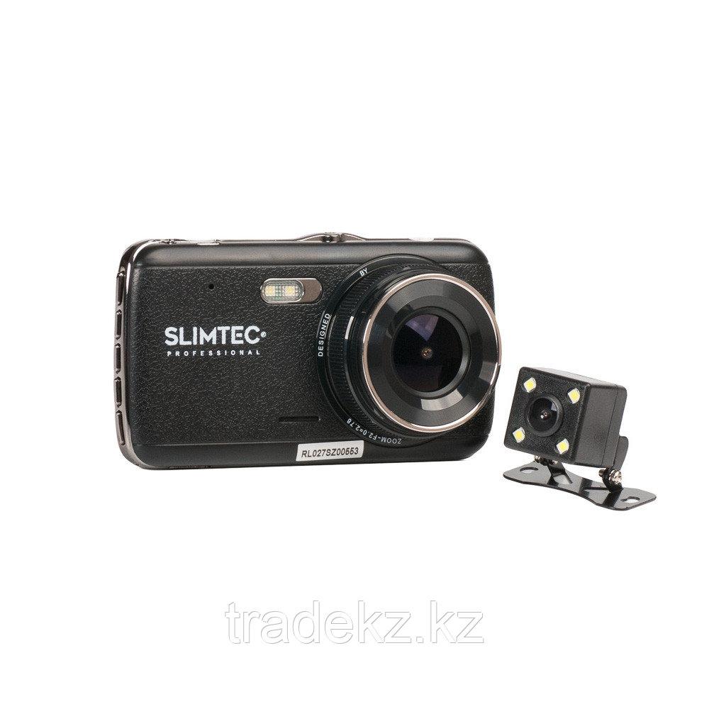 Видеорегистратор автомобильный SLIMTEC Dual S2