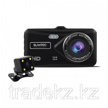Видеорегистратор автомобильный SLIMTEC Dual X5, фото 2