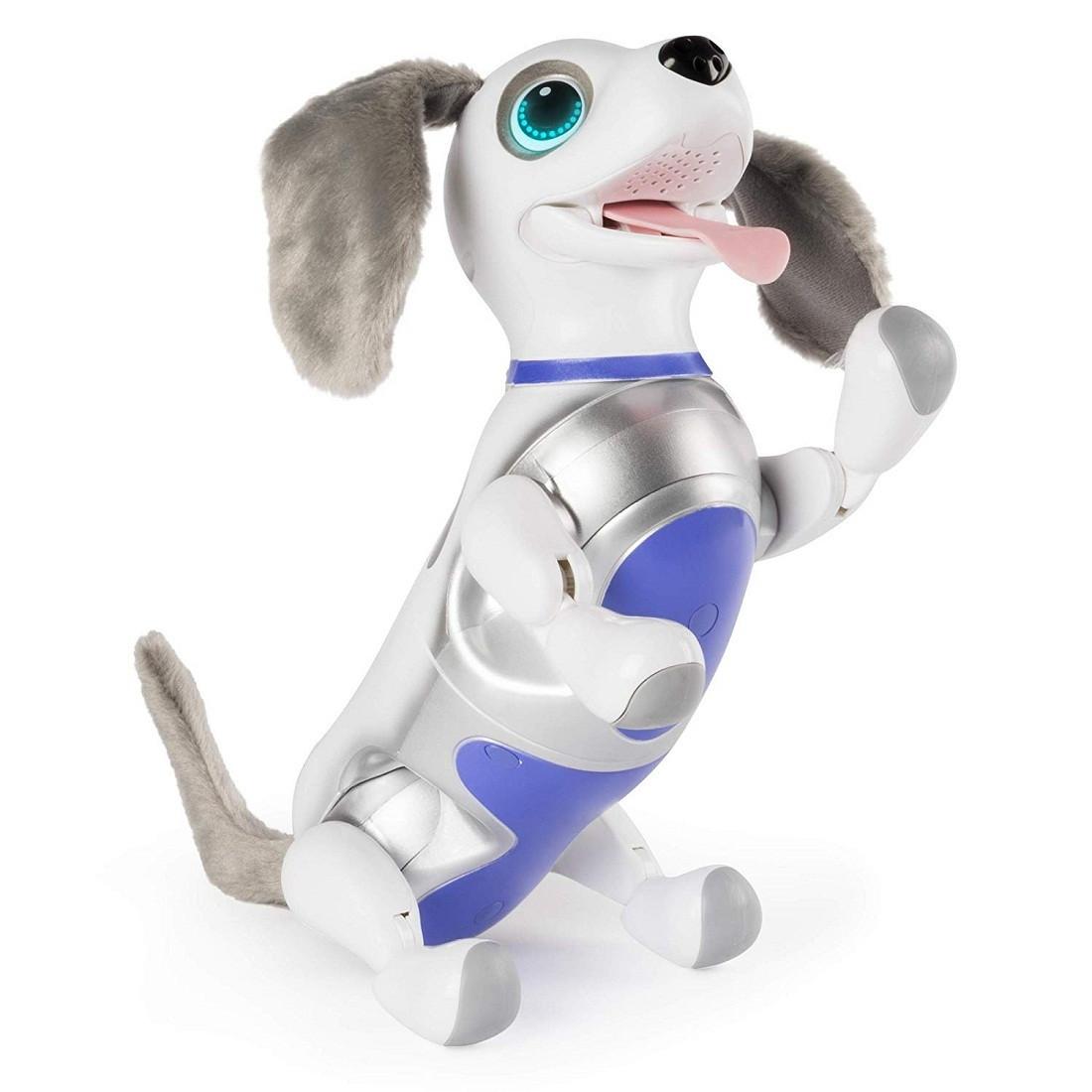 """Zoomer Игривый интерактивный Щенок """"Playful Pup"""" (Английский язык)"""