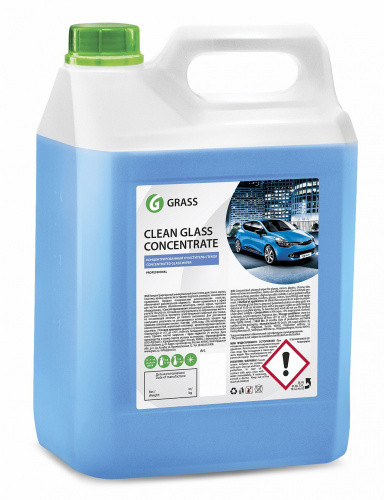 Очиститель стекол Clean Glass Concentrate (5 кг)