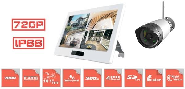 Данный комплект полностью отвечает всем современным требованиям, предъявляемым к оборудованию для организации систем видеонаблюдения