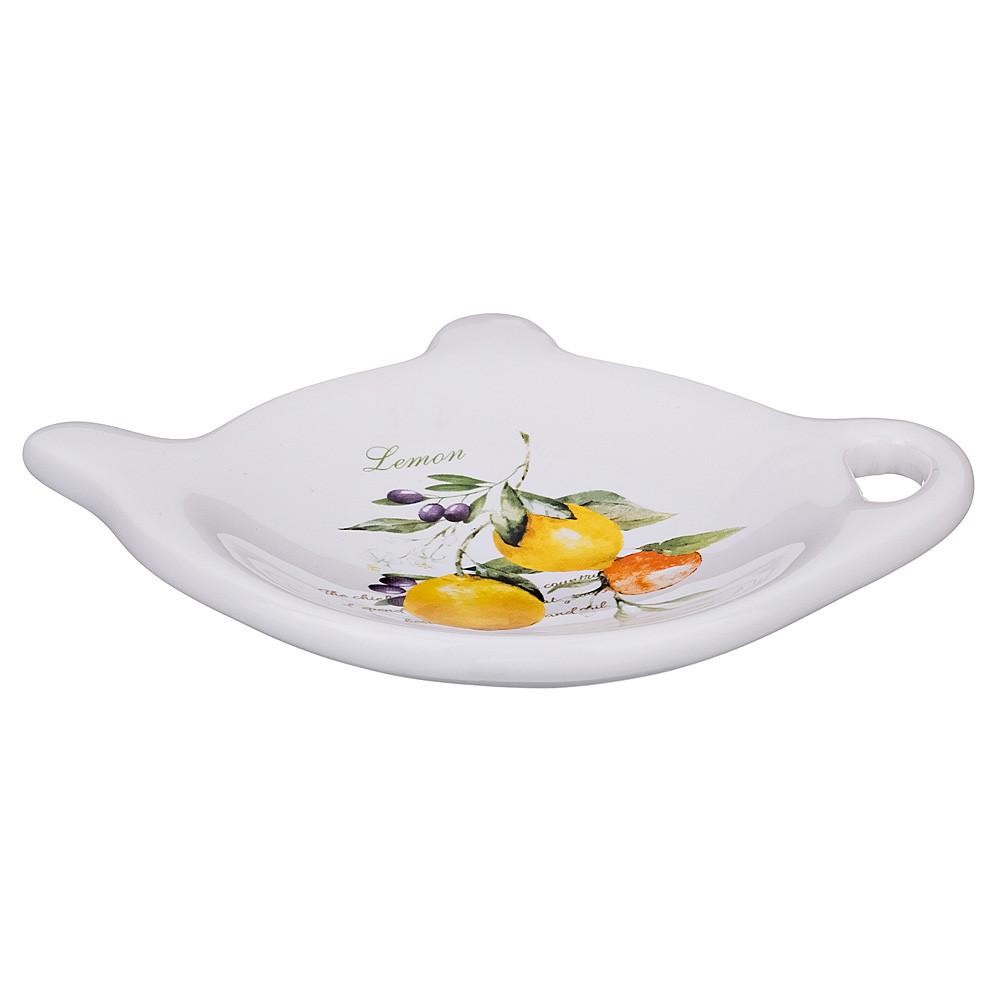 Подставка для чайных пакетиков Lefard «Итальянские лимоны»