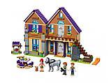 "Конструктор Lele 37112 ""Дом Мии"" (аналог Lego Friends 41369), 805 дет, фото 4"