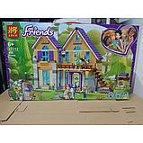 "Конструктор Lele 37112 ""Дом Мии"" (аналог Lego Friends 41369), 805 дет, фото 6"