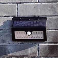 Сенсорный светильник на солнечной батарее 20 LED, фото 2