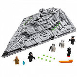 Конструктор Bela 10901 Звёздный разрушитель Первого Ордена (аналог лего lego Star Wars 75190), фото 2