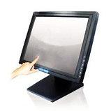 "Сенсорный 17"" дюймовый монитор CTX PV7951T (Touch screen monitor)  Black Тач Арт.1387, фото 3"